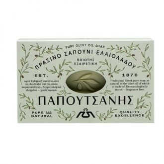 Přírodní řecká mýdla Knossos