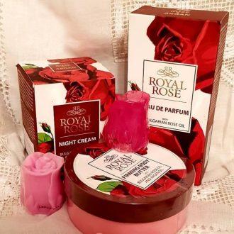 royal rose dárkový balíček
