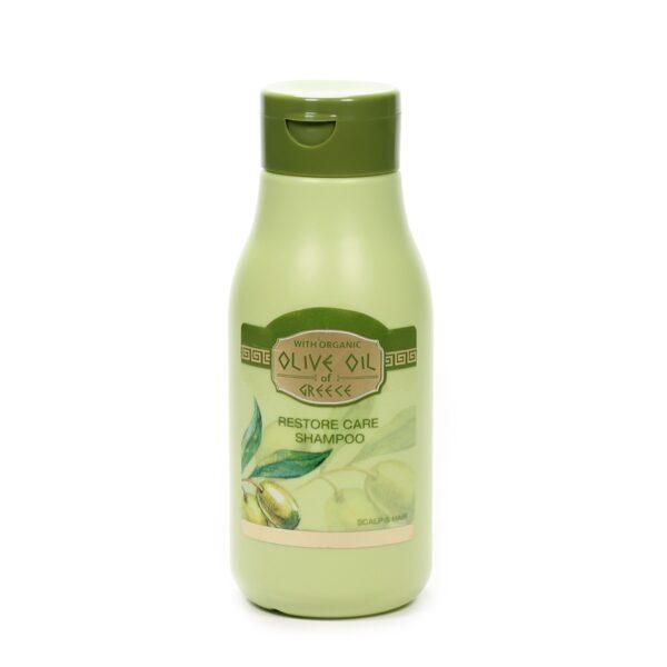 olivový šampon