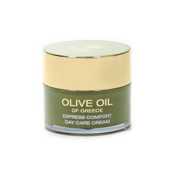 olivový denní krém